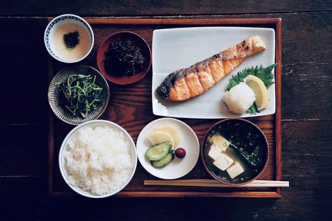 Nobi Nobi-一家专门做京都传统家常定食的小餐馆