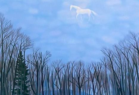 """""""地球今夜不快乐""""抑郁症专栏第2夜:白马不是马"""