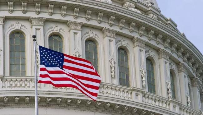 美参院提对抗中国法案 呼吁强化与台湾伙伴关系