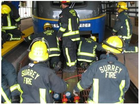 素里多名骑警及消防员确诊