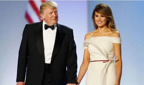 刚卸任的美国总统要离婚?梅拉尼娅以行动辟谣