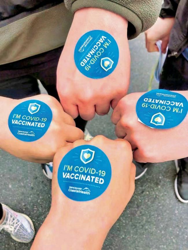 90後中國留學生接種輝瑞疫苗 大使館只認這個