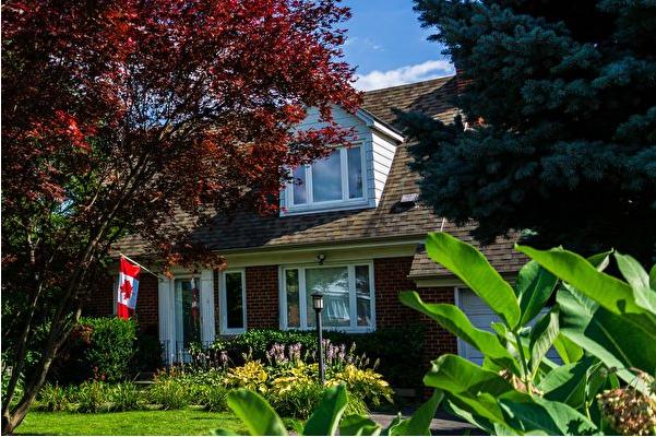 4月加拿大房价比3月涨1.8万 同比涨13.7万