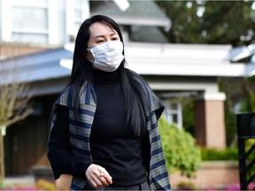 孟晚舟律师申请媒体禁令 要求不公开新证据