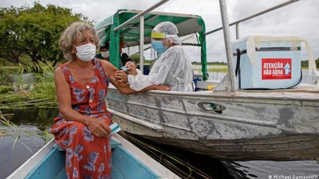 摩根大通:贝塔变种最危险 中西方疫苗区别大