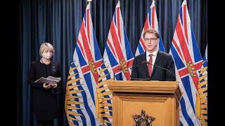 直播:BC省宣布第二阶段重启计划(6月14日)