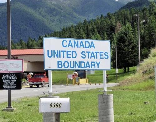 """美国欲向美加边境派兵严防疫情被加拿大拒绝:""""没这个必要""""_杜鲁多"""