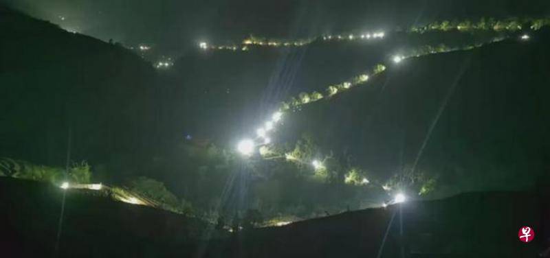 川普的梦在中国实现了?中缅边境建500公里的墙