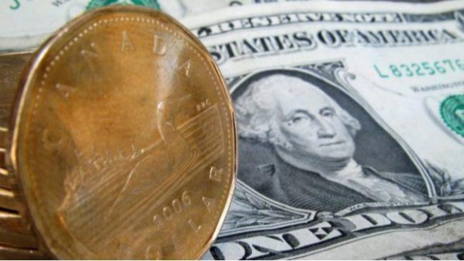 加元汇率跌至5个月低点 年初涨幅全部抹平