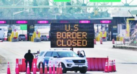 加拿大即将放宽美国人入境限制 然而美国…