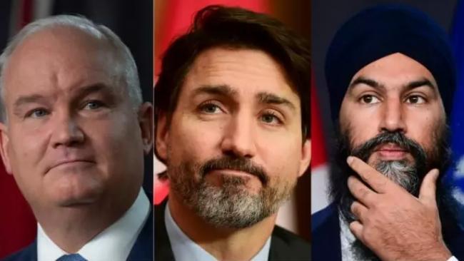 加拿大最新民调:疫情不再是焦点 这些事排名高