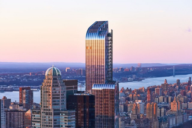 Oil tycoon's One57 pad is for sale after foreclosure attempts stall - Curbed NY
