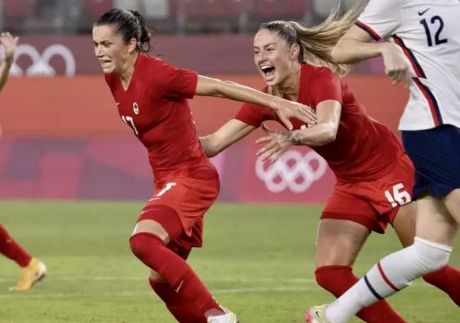 奥运女足决赛气温30度 加拿大瑞典要求改时间