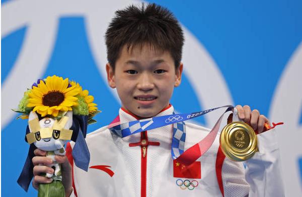 德奥委会主席批评中国:强迫儿童运动员全红婵训练