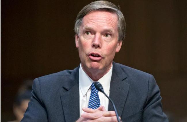 已罕见空缺10个月,美国新任驻华大使为何是他?