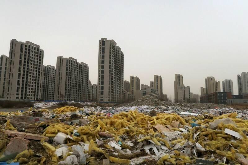 严冬来临:中国房企躺平 惊现地方土地拍卖流标潮