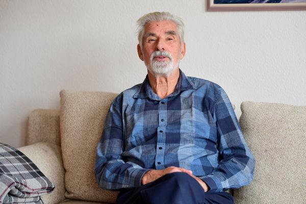 ▲▼2021諾貝爾物理獎得主德國海洋學家兼氣候學家哈塞爾曼(Klaus Hasselmann)。(圖/路透)