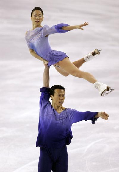 组图)温哥华2010年冬奥会看点