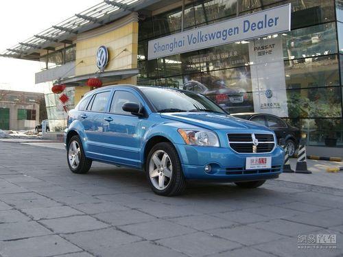 焦点指向美国克莱斯勒集团公司旗下道奇品牌的一款多功能运动车.