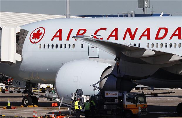多伦多飞往北京客机迫降温哥华