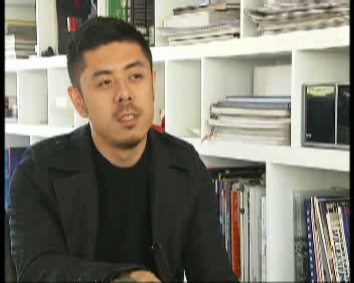 中国年轻一代的建筑设计师马岩松