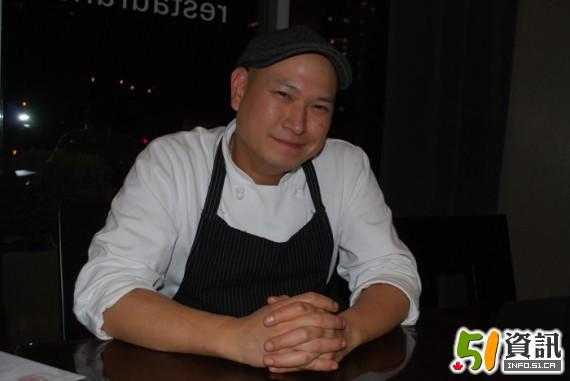 (组图)加华裔名厨中西结合 引领美食先锋
