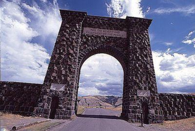 (组图)温哥华人驾车南下美国  远征黄石公园