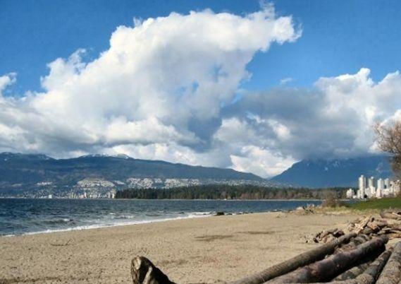 晒太阳:盘点温哥华最佳沙滩(地图+组图)