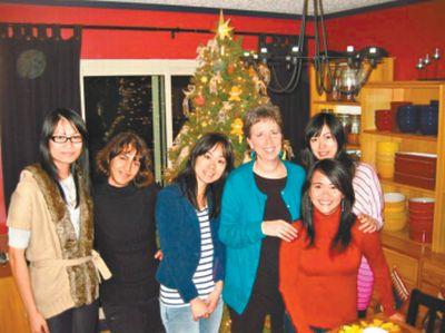 寄宿家庭眼中的中国留学生:90后更加开放