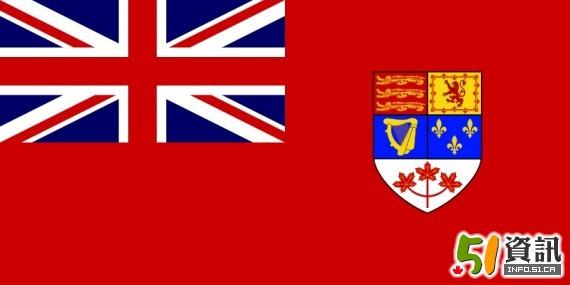 加拿大国旗上的英国米字旗图案容易引起埃及人的敌视,给加拿大维和