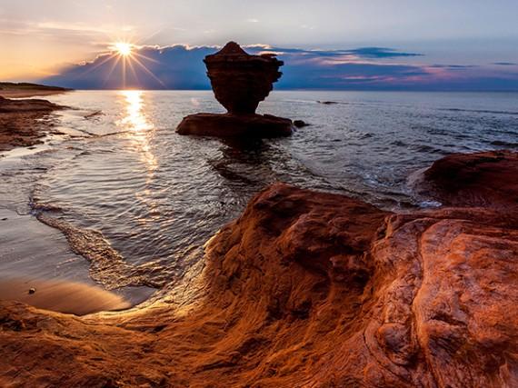 加拿大的21处极緻美景
