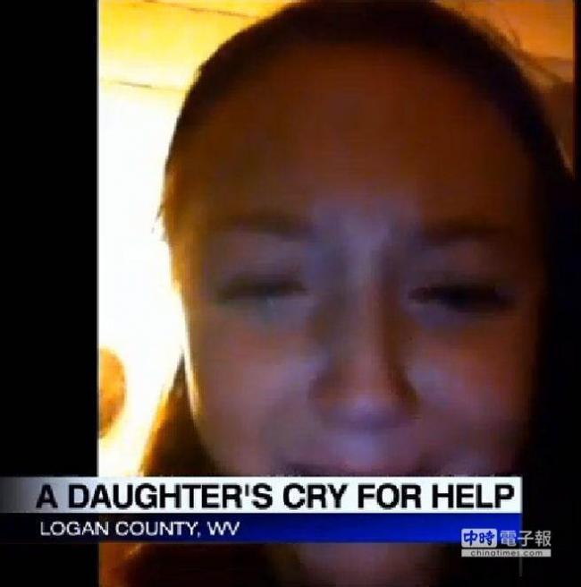 美国机智10岁女孩 facebook救爸爸 温哥华港