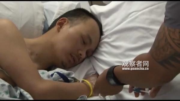 中国夫妇美国被撞欠下百万医疗费