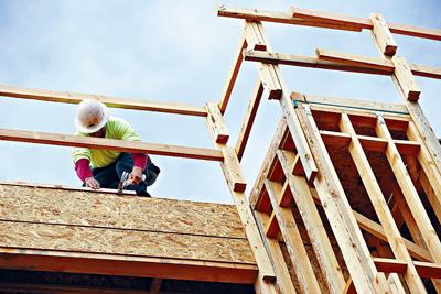 银行发现近半加国华人宁装修旧居不搬屋