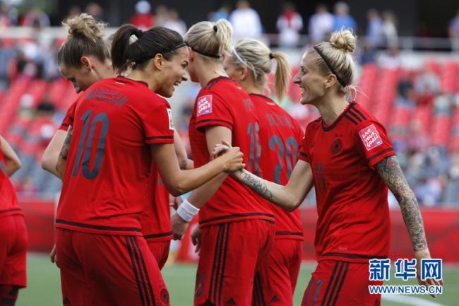 美国女足期盼复仇日本 主教练:我们会笑到最后