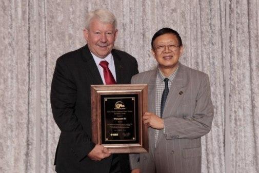 牛!温哥华华人移民当选中国工程院外籍院士