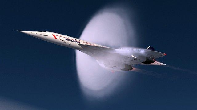 疯狂 加拿大超音速飞机 纽约飞上海24分钟