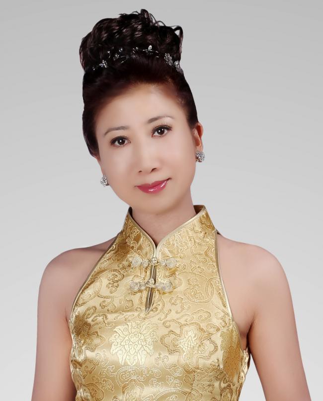 优发国际传承东方古韵的使者——著名琵琶古筝演奏家高旭东