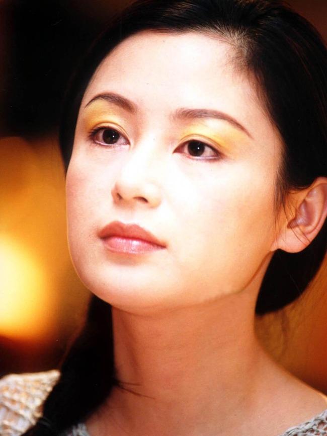陈红年轻时惊为天人 誉为内地第一美女