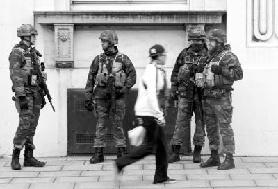 布鲁塞尔恐袭嫌疑人增至5人 1人曾被土耳其驱逐