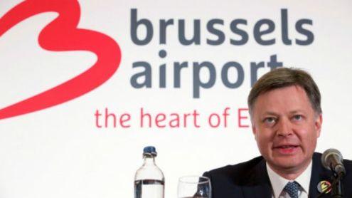 恐袭后布鲁塞尔机场重开 安检严多了