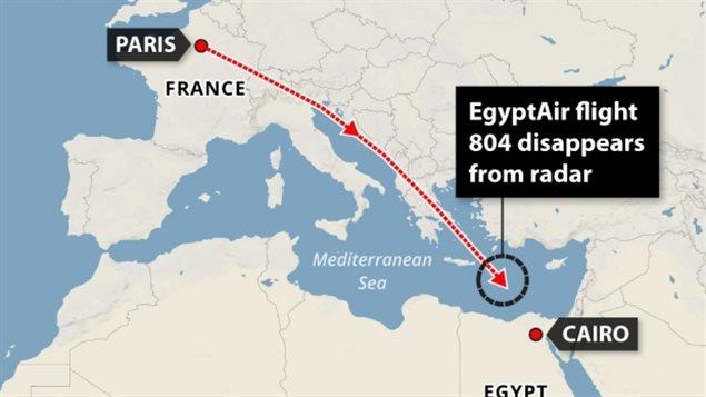 法国到埃及飞机