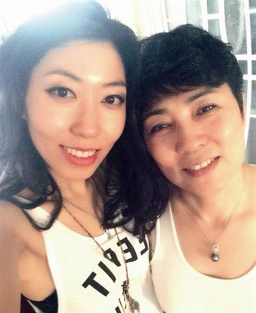 曲婉婷推出新歌 献给涉贪受审的母亲