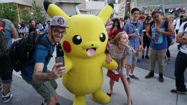 Pokemon Go越玩越健康?专家称好处特别大