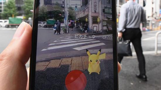 ����Pokemon Go�ձ���������˾ͣҵץ����