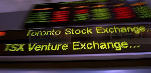 北美股市早盘气势如虹 逼得加币又跌了