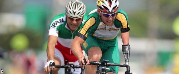 残奥会史上最严重事故 伊朗自行车手意外身亡
