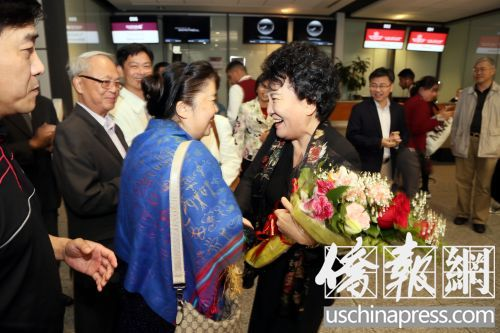 侨办主任裘援平: 加拿大华侨华人是中加关系推动者
