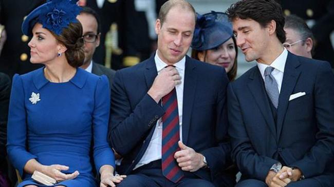 威廉和凯特感情好吗?看看照片就知道