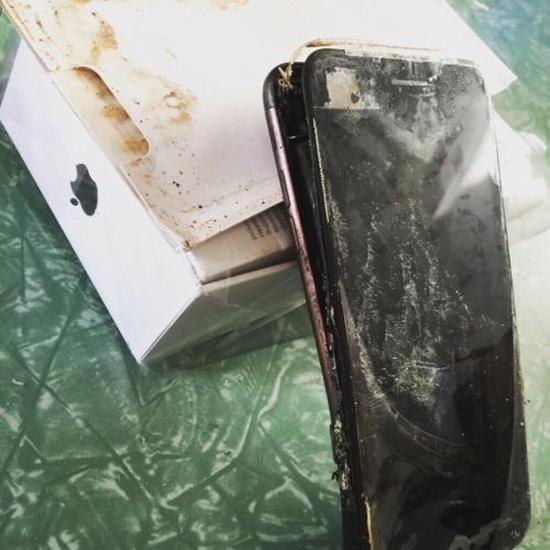 iPhone7Ҳ��ը�� �����Ȼ������